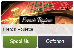 Roulette Spelregels french roulette